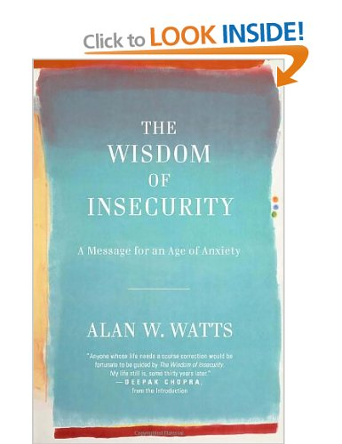 alan watts the wisdom of insecurity pdf