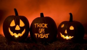 Halloween TRICK or TREAT can help you build Self Confidence YourVelvetEvolution